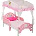 <strong>Delta Children</strong> Disney Princess Toddler Bed with Canopy
