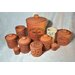 <strong>Original Suffolk 9 Piece Kitchenwares Container Set</strong> by Henry Watson