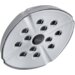 "Delta H2Okinetic 6"" Rain Can Shower Head"