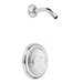 Moen Chateau Posi-Temp Dual Control Single-Handle Shower Faucet Trim Kit
