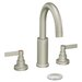 Solace Widespread Bathroom Faucet with Single Lever Handle