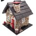 <strong>Home Bazaar</strong> Cottage Charmer Series Windy Ridge Decorative Bird Feeder