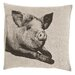 <strong>Wilbur Decorative Pillow</strong> by Pine Cone Hill