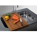 "Oceania 29.94"" x 18.94"" Under Mount Kitchen Sink"
