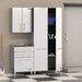 Ulti-MATE Ulti-MATE Storage 7' H x 5' W x 2' D 3-Piece Starter Storage System