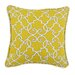<strong>Woburn Sunflower Self Backed Corded D-Fiber Pillow</strong> by Chooty & Co