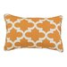 Chooty & Co Fynn Cinnamon Macon Self Backed Corded Fiber Pillow
