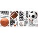 <strong>All Star Sports Saying Wall Decal</strong> by Room Mates