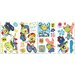 Spongebob Skaters Peel and Stick Wall Decal