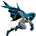 Batman Bold Justice Peel and Stick Giant Wall Decal