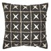 <strong>Classic Home</strong> Nichel Accent Pillow