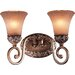 Salon Grand Jessica McClintock 2 Light Vanity Light