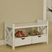 <strong>Storage Entryway Bench</strong> by InRoom Designs