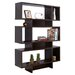 "InRoom Designs 63"" Bookcase"