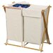 Household Essentials X Frame Double Hamper