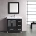 "<strong>Design Element</strong> Stanton 36"" Single Sink Vanity Set in Espresso"