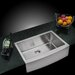 "30"" X 22"" Single Bowl Kitchen Sink"