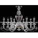 <strong>Metropolitan by Minka</strong> 8 Light Candle Chandelier