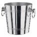 <strong>8.25'' Aluminum Wine Bucket</strong> by Paderno World Cuisine
