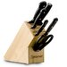 <strong>Wusthof</strong> Gourmet 7 Piece Knife Block Set