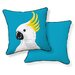 <strong>Cockatoo Pillow</strong> by Naked Decor