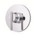 "<strong>Danze®</strong> Parma Single Handle 0.75"" Thermostatic Faucet Shower Faucet Trim Only"