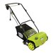 """<strong>Snow Joe</strong> 14"""" 11 Amp Electric Dethatcher with Thatch Collection Bag"""