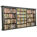 <strong>VHZ Entertainment Triple Wall Mounted Storage Rack</strong> by Venture Horizon