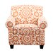 Handy Living Winnetka Chair and Ottoman