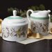 BonJour Fruitful Nectar Sugar & Creamer Set