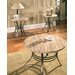 <strong>Ellen Coffee Table Set</strong> by Steve Silver Furniture
