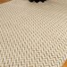 <strong>Jute White / Beige Roadhouse Rug</strong> by Natural Area Rugs