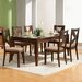 <strong>Alpine Furniture</strong> Albany 7 Piece Dining Set