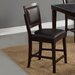 <strong>Midtown Bar Stool with Cushion (Set of 2)</strong> by Alpine Furniture