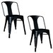 <strong>AmeriHome Metal Dining Chair (Set of 2)</strong> by Buffalo Tools