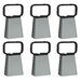 <strong>Customizable Cowbell with Easy Grip Handle (Set of 6)</strong> by Buffalo Tools