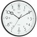 """<strong>12.2"""" Military Time Analogue Wall Clock</strong> by Opal Luxury Time Products"""