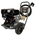 3200 PSI Gas Powered Pressure Washer with Honda GX270 Engine