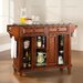 Crosley Cambridge Kitchen Island with Granite Top