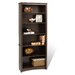 """<strong>77"""" Bookcase</strong> by Prepac"""