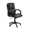 <strong>Innovex</strong> Sella High-Back Leather Executive Office Chair