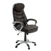 Innovex Imperium High-Back Leather Executive Office Chair