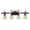 <strong>Capital Lighting</strong> Avery 4 Light Bath Vanity Light
