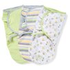 Summer Infant SwaddleMe® 3 Piece Cotton Knit Sheet Set