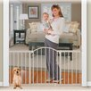 """<strong>72"""" Wide Walk-Thru Metal Expansion Gate</strong> by Summer Infant"""