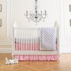 Summer Infant Classic 4 Piece Crib Bedding Set