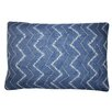 Jiti Tie Dye Denim Pillow