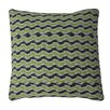 Jiti Quilted Ikat Pillow