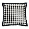 Jiti Houndstooth Pillow