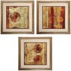 <strong>Propac Images</strong> Caribbean 4 Piece Framed Painting Print Set